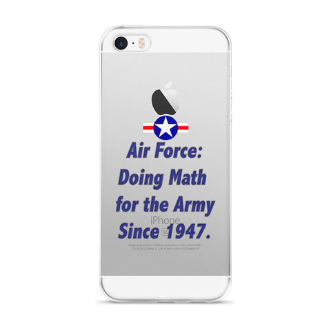 Air Force - iPhone case