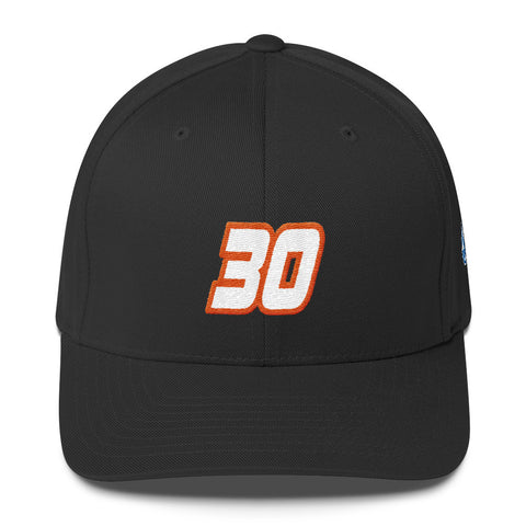 Brad Yunker #30 Flex-Fit Cap