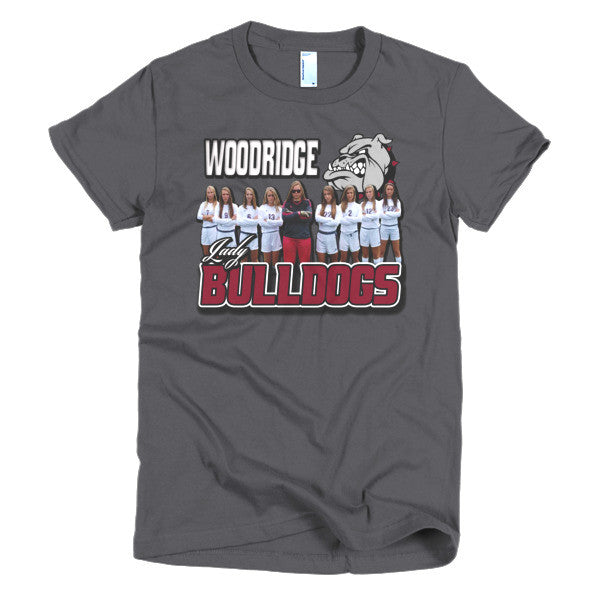 Woodridge Women's Soccer - Short sleeve women's t-shirt