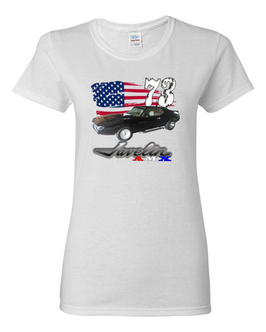 '73 Javelin - Women's short sleeve t-shirt