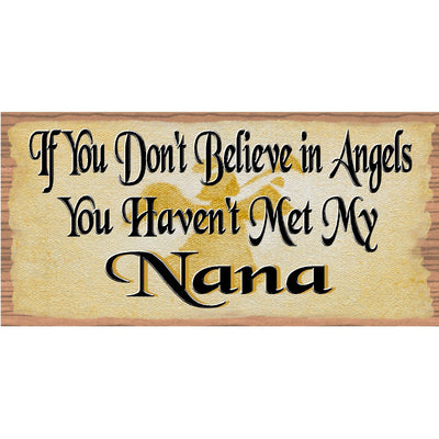 Nana Sign -Nana Plaque - GS 1726