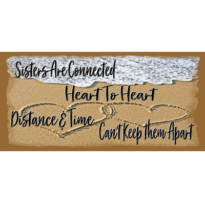 Sister Wood Signs - Sister Plaque  -GS 2232 -Sister wood sign- Sister Gift