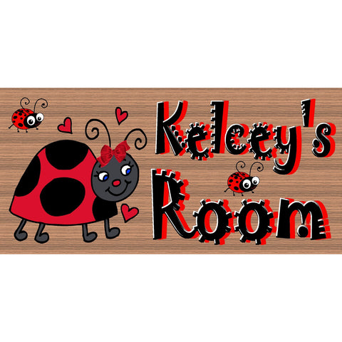 Personalized Wood Signs -Childs Room GS 2566 (Inlcude Name With Order)