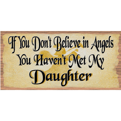 Daughter Wood Signs - Daughter Plaque -GS 2575