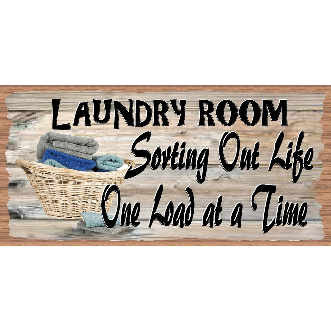 Laundry Wood Signs -Laundry Room Plaque -GS 2860