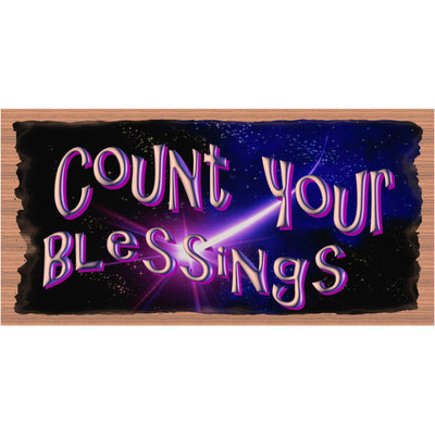 Spiritual Wood Signs -Spiritual Plaque -GS 3218 - Family Blessings