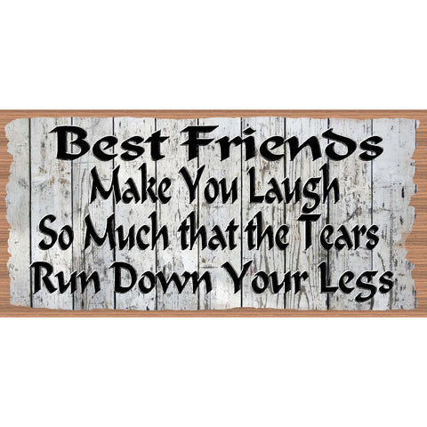 Friend Wood Signs -Best Friend Plaque- GS 581- Friendship Plaque