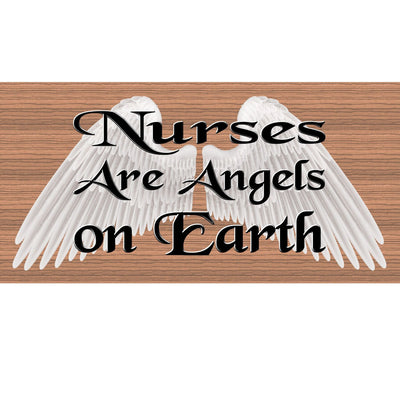 Nurse Wood Signs -Nurse Sign - Nurse Plaque - Nurse Decor - GS 359