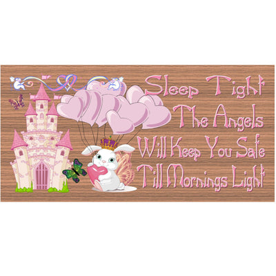 Baby Wood Signs -Nursery Sign GS 905- Baby Plaque
