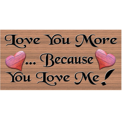 Love Wood Signs -GS 1120 - Love Plaque