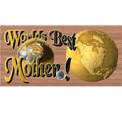 Mother Wood Signs -GS 1274 - Mother Plaque