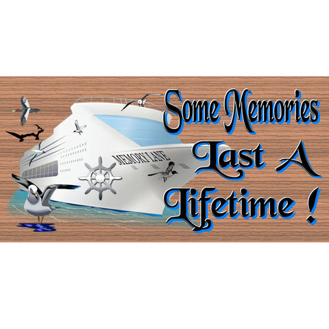Wood Signs -Some Memories Last a Lifetime GS 1239
