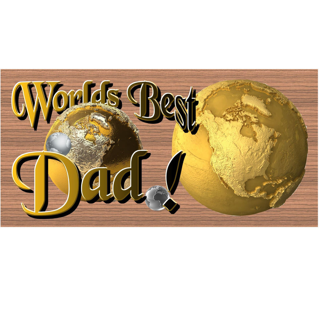 Wood Signs - Handmade wood sign Dad, GS 1277, Wood Sign Dad, Primitive wood sign Dad, Dad plaque