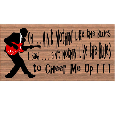 Music Wood Signs -GS 836- Music Plaque