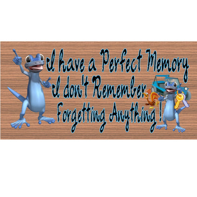 Memory Wood Signs -GS 865-Memory Plaque