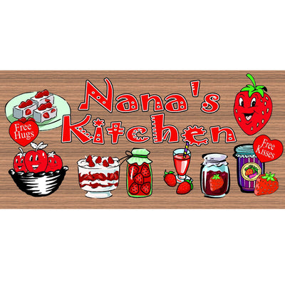 Nana Wood Sings - Nana's Kitchen - GS1735