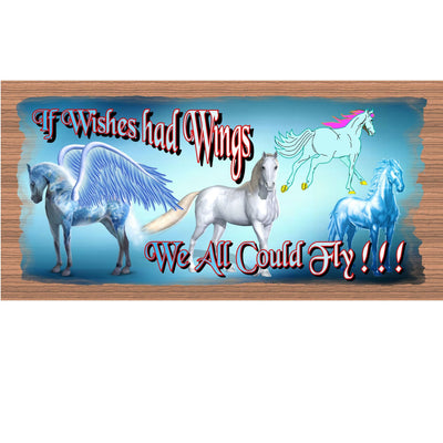 Horse Wood Signs -GS 2019 Horse sign- Horse plaque