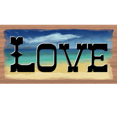 Love Wood Signs- GS 2035- Love Plaque