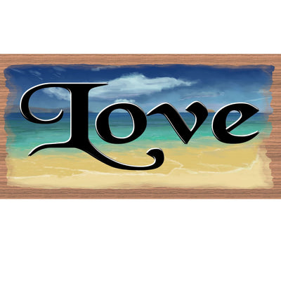 Love Wood Signs- GS 2038 - Love Plaque