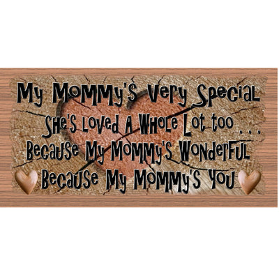 Mom Sign Wood Signs-GS 2127-Mother Day Sign