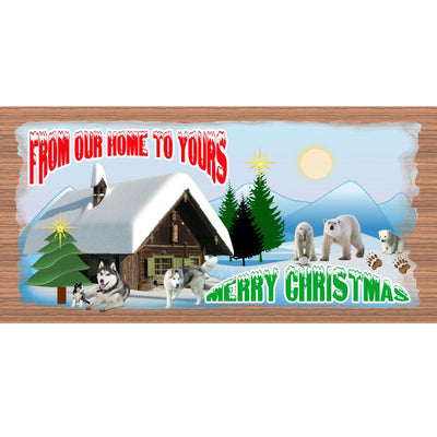 Christmas Wood Signs -GS 1471 -Christmas Plaquea