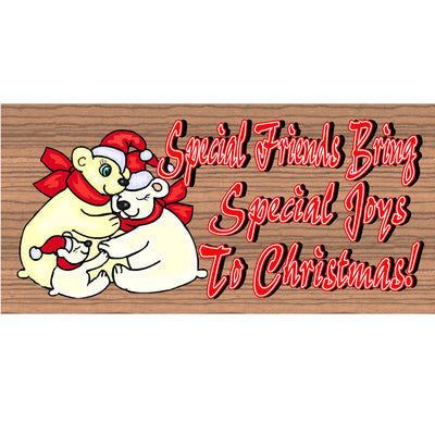 Christmas Wood Signs -GS 1547- Christmas Plaque