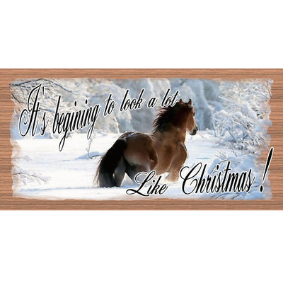 Christmas Wood Signs -  GS 1477 -Christmas Plaque