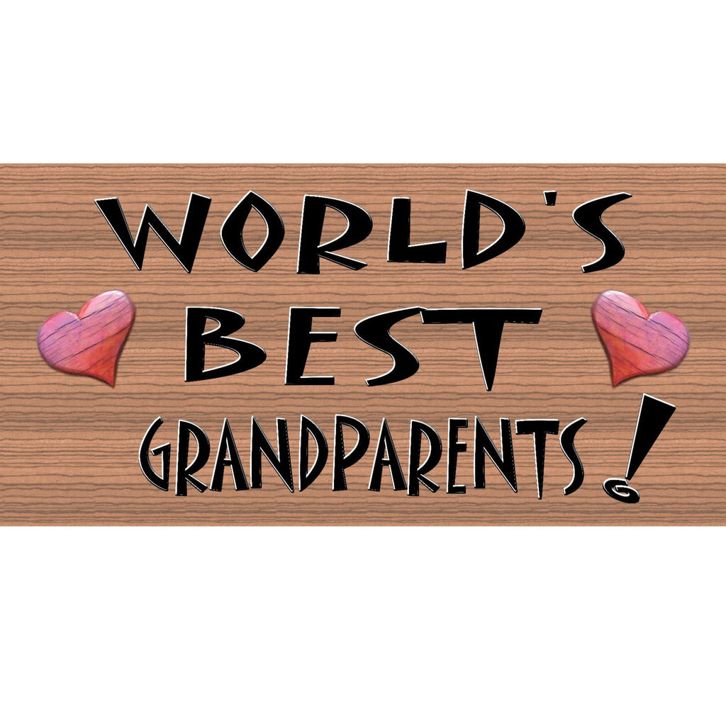 Wood Signs - Handmade wood sign Grandparents ,GS182, Primitived Handmade wood sign Grandparents, Wood sign Grandparents