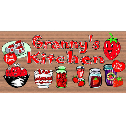 Wood Signs - Handmade Wood sign, Granny GS2241 Granny wood sign, Granny plaque, Granny gift