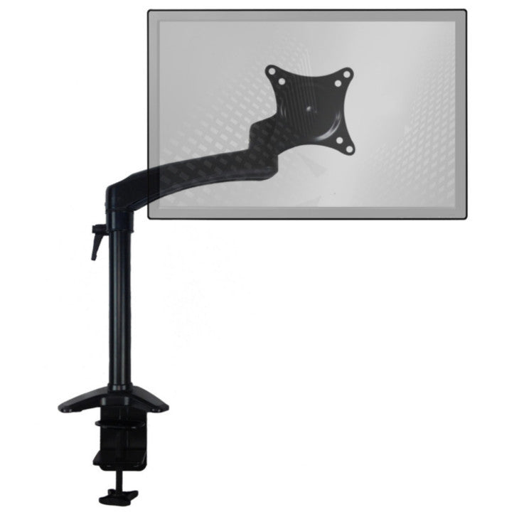 Premium Monitor Arm Desk Mount Black