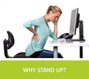 Why stand up?