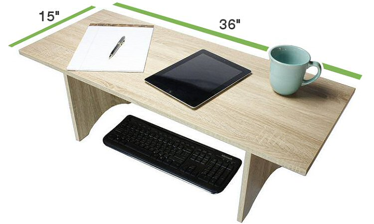 Miracle Desk size
