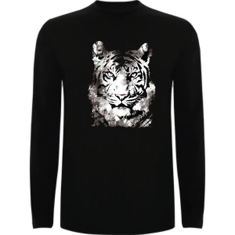 Camiseta manga larga chico - Tigre