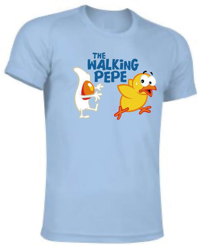 Camiseta poliéster - The walking Pepe