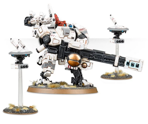 T'au Empire XV-88 Broadside Battlesuit