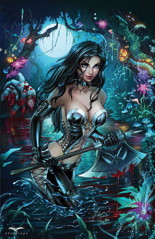 Zenescope – Art of Dawn McTeigue