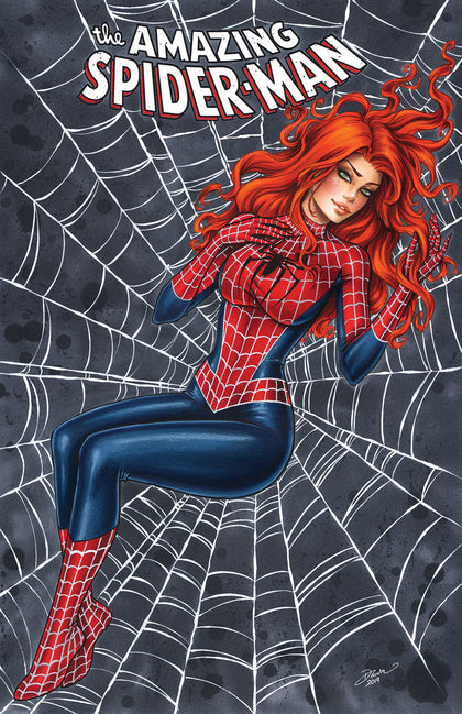 MJ Spidey Suit