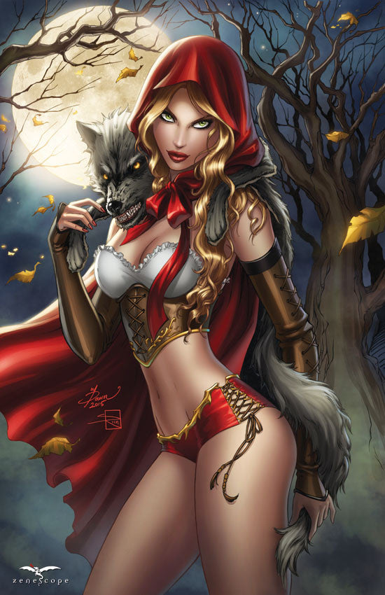 Jay naylor red riding hood