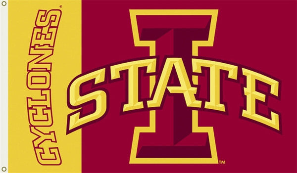 Iowa State Cyclones Flag