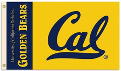 California Berkeley Golden Bears Flag