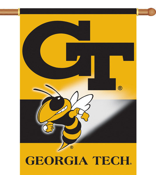Georgia Tech Yellow Jackets Banner