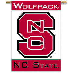 North Carolina State Wolfpack Banner