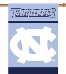 North Carolina Tar Heels Banner