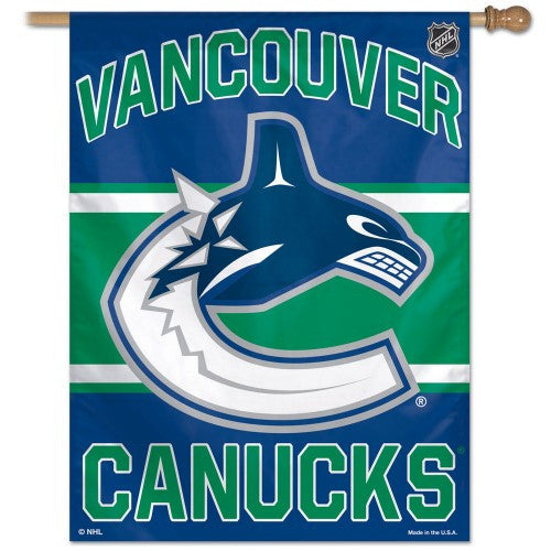 Vancouver Canucks Banner