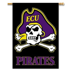 East Carolina Pirates Banner