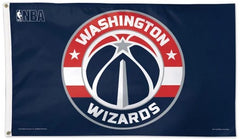 Officially Licensed 3'x5' Washington Wizards Flag