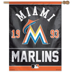 Miami Florida Marlins Banner