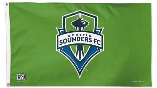 Seattle Sounders Flag