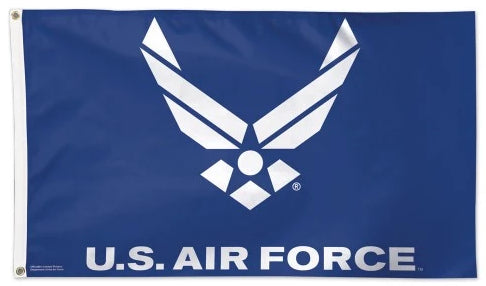 Air Force Logo Flag