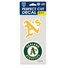 Oakland A's Athletics Decal